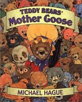 Teddy Bears Mother Goose by Michael Hague