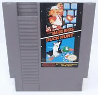 Super Mario Brothers & Duck Hunt NES Nintendo Game Cartridge Only