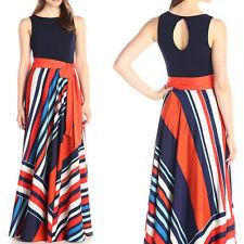 Summer Boho Womens Casual Cocktail Party Long Maxi Beach Dress Size 8 16 22 24