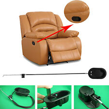 Metal Pull Recliner Handle & Cable for Ashley / Major Brands Couch Chair Release