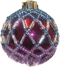 BEADING KIT - Beginners Bauble - Funky Colours - Good for Fund raising