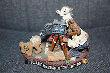 """Boyd's Bear """"Flash"""" McBear & The Sitting 1998"""