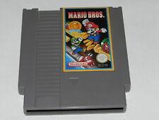 MARIO BROS   Nintendo  NES Spiel    GETESTET