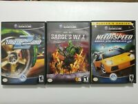 Nintendo Gamecube Games Lot All Complete Tested CIB