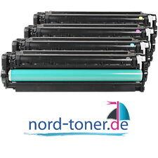4x Toner PRO Set für HP Color LaserJet CP 2025 N CC530A-CC533A