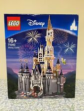 LEGO - Disney Castle (71040) *RARE* product Retired *Brand-NEW & Factory Sealed*