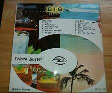 Prince Buster Big Five LP .. mlp 12-157 excellent .. 1972 original