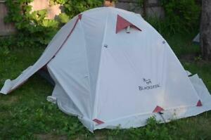 Blackdeer 2P Backpacking Double Layer Hiking Outdoor Camping 4 Season Tent