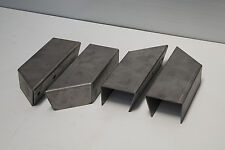 SMALL Fender Steps/Brackets Single Axle and Tandem Axle Trailers Profile Cut