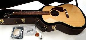 Gibson Acoustic 50's LG-2 Acoustic Electric Guitar - Antique Natural - Neck Warp
