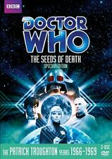 New - Doctor Who: The Seeds Of Death (Story 48) - Special Edition