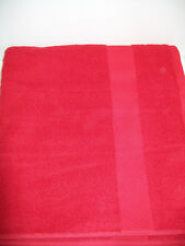 JCPenney Home Tango Red Bathroom Towel