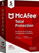 McAfee Antivirus Plus 2018 - 6 Months / 1 - User 1 Devices Mac Windows Android