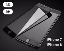 3D Panzerglas 9H iPhone 7 iPhone 8 Full Display Curved Schutz Glass Folie