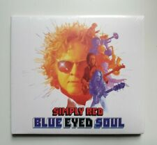 Simply Red - Blue Eyed Soul - CD 2019 NEW & SEALED - UK Seller
