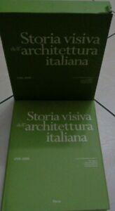 STORIA VISIVA DELL'ARCHITETTURA ITALIANA 1700-2000 MASSIMILIANO SAVORRA ELECTA