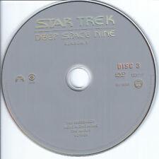Star Trek Deep Space Nine DS9 Season 1 Disc 3 Replacement DVD Disc