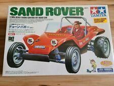 Tamiya RC Sand Rover  sehr selten Originalverpackt VW Buggy ähnlich
