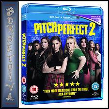 PITCH PERFECT 2 - Rebel Wilson **BRAND NEW BLU-RAY **