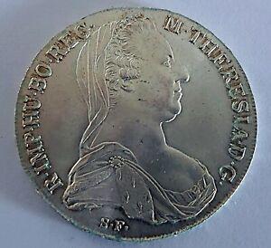 Österreich Maria Theresien Taler 1780 Silber