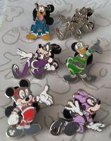 Space Suit 2015 Hidden Mickey WDW Fab Five Astronaut Set Choose a Disney Pin