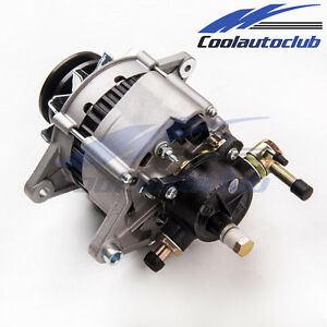 Alternator 80A for Nissan Patrol GQ TD42 Navara D21 D22 TD25 TD27 Diesel 88-03