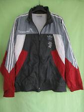 Veste Adidas Nylon Polyamide 90'S Stade Brestois Vintage Brest Porté - 168 / S