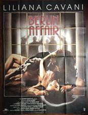 Affiche cinéma Berlin Affair  format 120 x 160