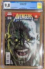 Marvel Avengers #684 No Surrender Part 10 1st Full Immortal Hulk CGC 9.8