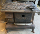 Antique Wood Burning Cook Stove W/oven JEWEL