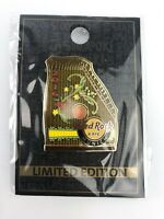 New Hard Rock Cafe Munich Harp Harpe Zitter Limited Edition Collectible Pin