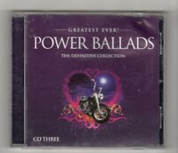(IH585) Greatest Ever Power Ballads, CD 3, 16 tracks - 2006 CD