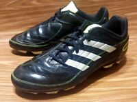 ADIDAS G41664 MENS BLACK SOCCER CLEATS SIZE 7.5