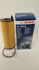 BMW 1 Series 118D 120D 2.0D Genuine Bosch Oil Filter 2007-11