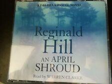 3 CD AUDIO BOOK - AN APRIL SHROUD - Reginald Hill