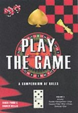 New, Play the Game: Vol. 1: A Compendium of Rules (Straightforward Guides), Bell