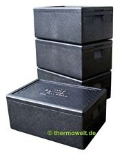 4 x Profi Thermobox Isolierbox 1/1 GN 217mm Nutzhöhe