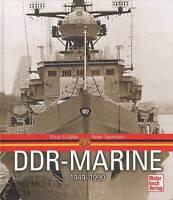 Schäfer: DDR-Marine 1949-1990 (Bildband/Hand-Buch/Geschichte/Volksmarine/Schiffe