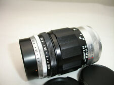 PENTAX Takumar 135mm F 3.5 lens M42 screw mount. SN311837  Vintage