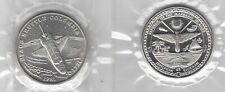 MARSHALL ISLANDS – 5$ UNC COIN 1991 YEAR KM#37 SPACE SHUTTLE COLUMBIA