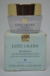 Estee Lauder Revelation Age-Resisting Brightening Creme 30ml/1fl.oz. -Dry skin-