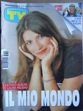 TV Sorrisi e Canzoni n°41 1996 Speciale Laura Pausini - Mandala Tayde [D37]