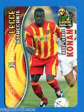 [GCG] CALCIO CARDS GAME 2005-06 - Figurina-Sticker n. 89 - KONAN - LECCE