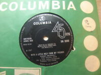 """Young Idea – With A Little Help From My Friends 1967 7"""" Columbia DB 8205"""