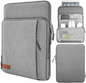 """9-11"""" Sleeve Bag Tablet Pouch Case w/ Storage Pockets For iPad Pro 11 2018/2020"""
