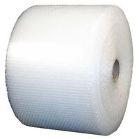 "3/16"" SH Small bubble + Wrap my Padding Roll. Cushion 150' x 12"" Wide 150FT"