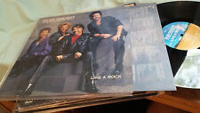Bob Seger & The Silver Bullet Band LP Like a Rock Holland Dutch French Import