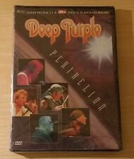 DEEP PURPLE - PERIHELION - DVD SIGILLATO (SEALED)