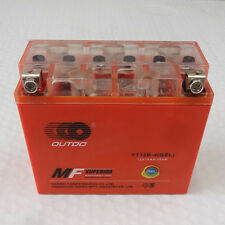 Motorcycle Battery YT12B-BS YT12B-4 For Ducati Monster 696 Yamaha XJ6, Deversion