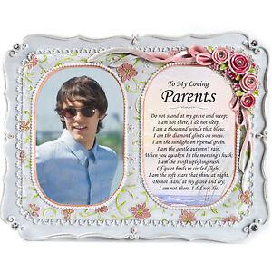 Children Memorial Personalised Frame - Missing You, In Loving Memory, RIP Plaque